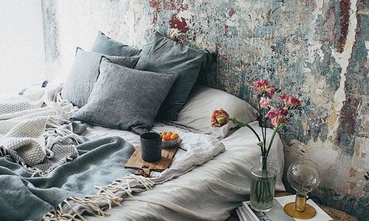 Slaapkamer ideeën voor een industriële slaapkamer - Wooni