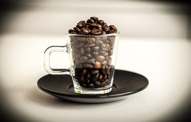 Dubbelwandige koffieglazen