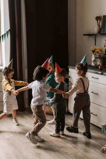 Tips om thuis een kinderfeestje te organiseren